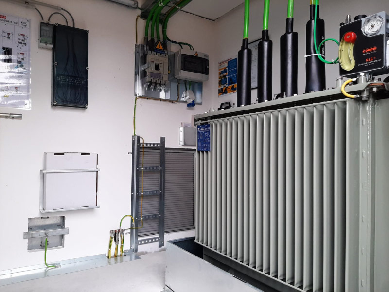 hoogspanning Dupont Electro